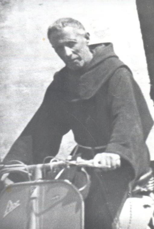 Czcigodny Brat Peregryn Boni